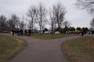 Hams in the Park 2014